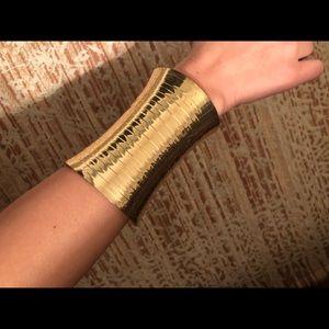 Michael kors cleopatra gold cuff bracelet
